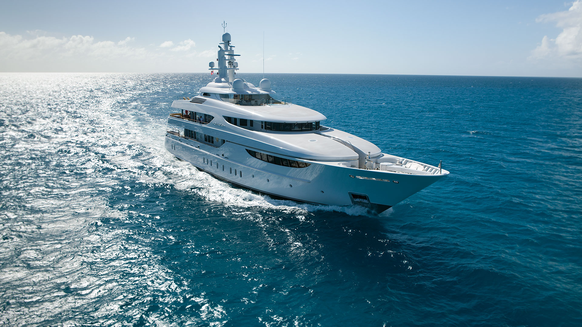 Yacht support Auckland Pacific superyacht agency